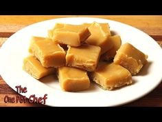 Man Demonstrates How To Make Peanut Butter Fudge In The Freezer | SF Globe