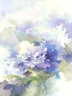 """Spring time (Plumbago)"" By : Phatcharaphan Chanthep"