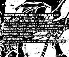 Special Christmas sale, suckers.