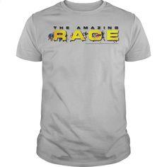Amazing Race Running Logo T Shirt, Hoodie, Sweatshirts - cheap t shirts #style #T-Shirts