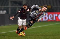 De Sciglio er anfører i sin kamp nummer 100 for Milan