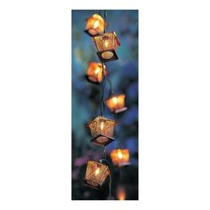 Home String Lights - Lantern (10 ct).Opens in a new window
