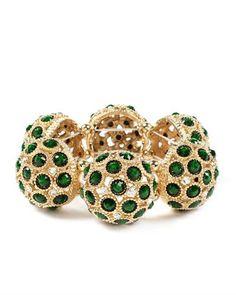 Amrita Singh Pebble Stretch Bracelet, Jewelry & Watches :: Fine Jewelry :: Fine Bracelets :: Bullszi.com