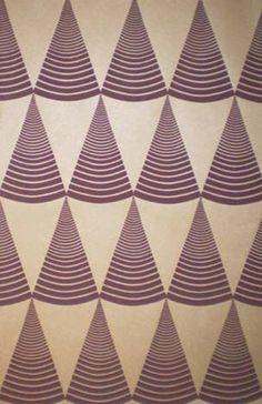 Super modern! Super chic! Wallpaper Design by Studio Printworks and ProjectDecor.com
