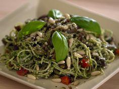 Italian Foods on Pinterest | Mushroom Lasagna, Lasagna and Debi Mazar