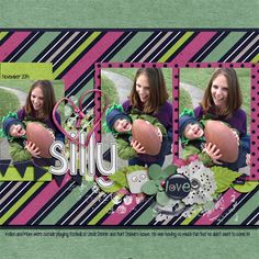 Created with Single Pack 9 by Le Pingouin, Elderberry Lane Bundle by Jen Yurko and Life's Moments patterned papers by Triple J Designs