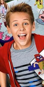 Kirby Buckets the cutest Disney xD star ever! Disney Xd, Cute Disney, Kirby Buckets, Jacob Bertrand, Best Tv Shows, Cute Boys, Abs, Actors, Star