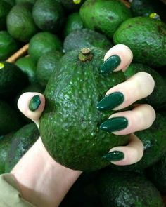 Perf nails and perf fruit