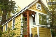 The Bayside Bungalow, a Tiny House in Olympia