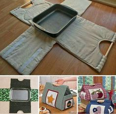 Pot luck dish carrier, easy to modify porta teglie Casserole carry all sewing pattern – Artofit Sewing Hacks, Sewing Crafts, Sewing Projects, Sewing Tips, Bag Patterns To Sew, Sewing Patterns, Sew Pattern, Breast Cancer Survivor Gifts, Sewing Aprons