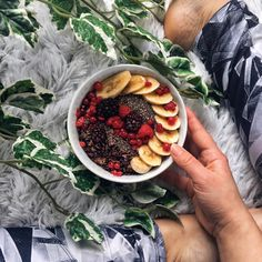 Acai Bowl, Photo And Video, Breakfast, Instagram, Food, Acai Berry Bowl, Morning Coffee, Essen, Meals