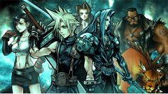 Final Fantasy VII 19th Anniversary Tribute  http://htl.li/FyJd30407vC