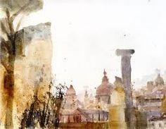 """Résultat de recherche d'images pour """"rudolf hradil"""" Gouache, Images, Painting, Watercolor Paintings, Artists, World, Searching, Painting Art, Paintings"""