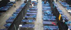 +++ Flüchtlingskrise im News-Ticker +++: 700 Flüchtlinge aus Notunterkünften in Niedersachsen verschwunden
