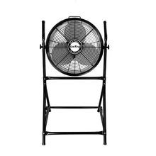 """View the Air King 9219 18"""" 3190 CFM 3-Speed Industrial Grade Floor Fan with Roll About Stand at Air King @ VentingDirect.com."""