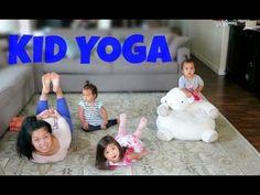KID YOGA! - August 12, 2015 -  ItsJudysLife Vlogs