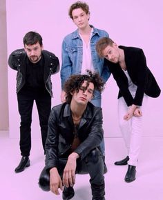 The 1975 are a popular band at the minute and with a wide fan base by portraying them in our magazine it will gain attention of their fans