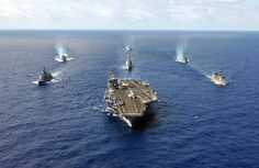 US Deploys Two More Aircraft Carriers Toward Korean Peninsula: Yonhap | Zero Hedge
