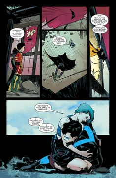 Nightwing (2016) Issue #18 - Read Nightwing (2016) Issue #18 comic online in high quality