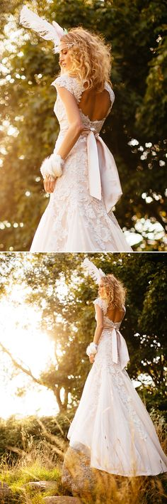 A Boho Earth Child Themed Bridal Inspiration Shoot Gowns by Diane Harbridge Images from Phil Drinkwater 0003 The Earth Child.