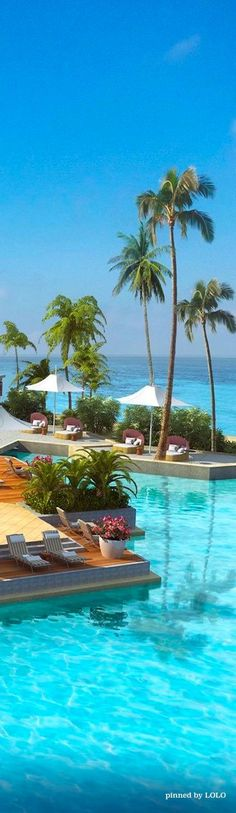 One&Only Hayman Island...Great Barrier Reef | LOLO