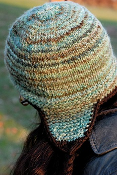 For handspun. Ravelry: Thorpe pattern by Kirsten Kapur Knitting Patterns Free, Knit Patterns, Free Knitting, Free Pattern, Knit Or Crochet, Crochet Hats, Ravelry, How To Purl Knit, Knitting Accessories