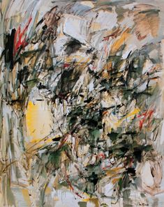 JOAN MITCHELL, 'Untitled', 1954, oil on canvas, 96 x 77 in, estate of Joan Mitchell