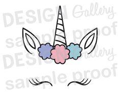 Archivo impresión Digital flores pestañas Descargar