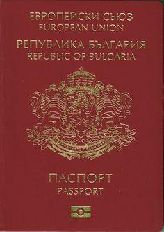 Pasaportes del Mundo - Bulgaria   #Bulgaria #Bulgary #Pasaporte #Avantrip #Passport #Mundo #Identidad #Pasaje #Vuelo #Viaje #Viajar #Turismo #Vacaciones