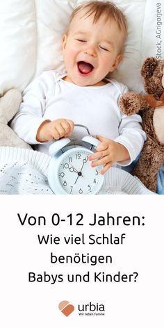 Von Baby bis Teenager: Eltern sind häufig besorgt, ihr Kind könne zu wenig schlafen. Doch wie viel Schlaf brauchen Kinder im jeweiligen Alter wirklich? Und erholen sie sich ausreichend, wenn sie oft wach werden oder schlecht einschlafen? #baby #kind #teenager #schlaf #schlafdauer #entwicklung #gesundheit
