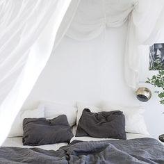 My bedroom   baldachine   pic from my Instagram account @bohemdeluxe  