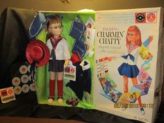 """Of all the """"Chatty Cathy"""" dolls, this is the one I always wanted. """"Charmin' Chatty"""""""