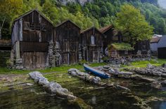 Cabin Porn          – Geiranger and Sunnmøre, Norway Submitted by...