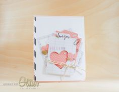 Sprinkled With Glitter: Love You - Pretty Pink Posh January Release Blog Hop