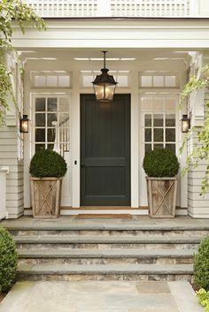 Porch step ideas....