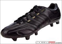 e05e3c670c adidas adiPure 11Pro TRX FG Soccer Cleats - Black with Gold... 143.99  Chuteiras