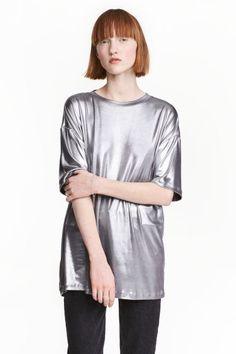 Top glitter | H&M