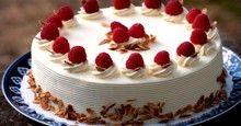 Συνταγες για τούρτες μιας άλλης εποχής!σεράνο,τουρτα αμυγδαλου και ολες οι τουρτες που αγαπησαμε παιδια!