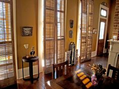 New Orleans Shotgun Home Interior | NEW ORLEANS STYLE INTERIORS