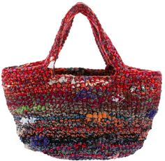 Daniela Gregis tote bag  this recently sold for over $1,000. if anyone wants me to make them one that's real similar, just give us a shout out. mmmk.