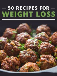 50 recipes for weight loss meals healthy diet recipes, weigh Weight Loss Meals, Weight Watchers Meals, Healthy Weight Loss, Low Calorie Recipes, Diet Recipes, Cooking Recipes, Healthy Recipes, Diet Tips, Healthy Meals