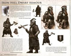 Iron Hills dwarves.  Love the weaponry