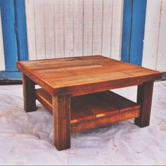 Coffee Tables, End Tables, Sofa Tables by Lisa Dronkers