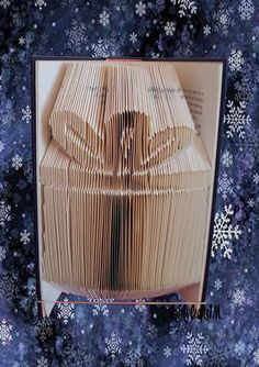 Christmas Present book folding pattern - 545 pages - Instant download plus FREE beginners tutorial pack! by QuirkyCraftsUK on Etsy