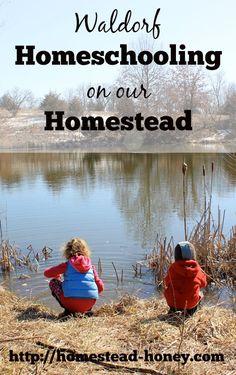 Waldorf Homeschooling on our Homestead    Homestead Honey   http://homestead-honey.com