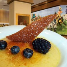How would you like a taste of this Creme Brulee from Secrets Vallarta?