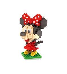 LOZ Minnie Building Blocks //Price: $5.95 & FREE Shipping //     #loz #lozblocks #toys #kids #building #blocks #lego