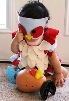 @Malerie Huguley  this is what Gia should be for her first Halloween!