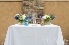 Instead of a sand ceremony how about a unity beer? Photo by Silver Sparrow Photography in Colorado