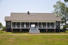 640 Natchez Tour Dogtrot House 1 by Omunene, via Flickr